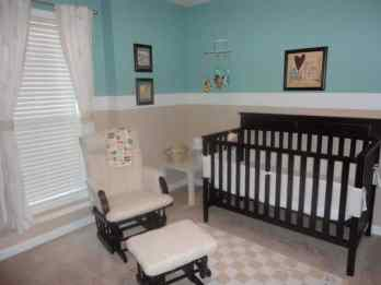 Nursery Paint Ideas 107