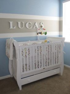 Nursery Paint Ideas 11