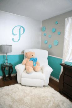 Nursery Paint Ideas 24