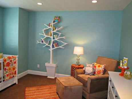 Nursery Paint Ideas 26