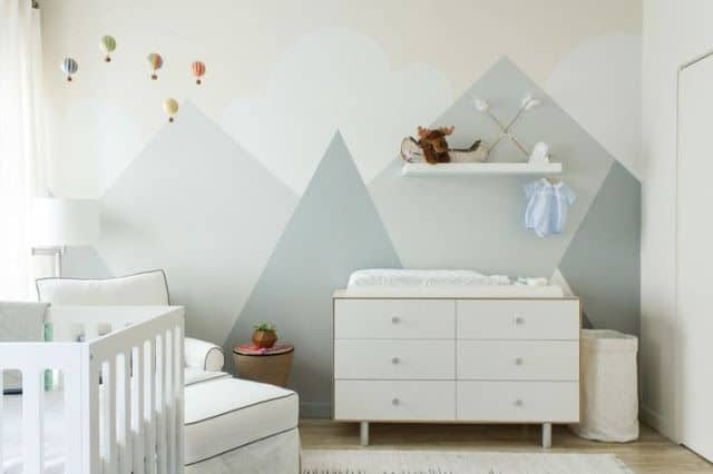 Nursery Paint Ideas 34