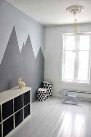 Nursery Paint Ideas 37