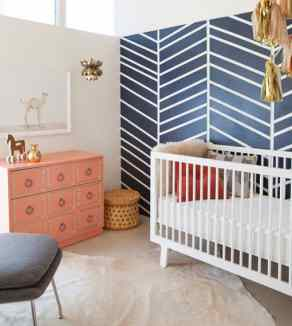 Nursery Paint Ideas 49
