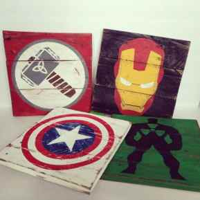 Avengers Bedroom Ideas 4