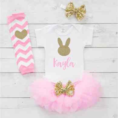 Newborn Easter Outfit 1