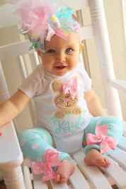 Newborn Easter Outfit 10