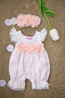 Newborn Easter Outfit 16