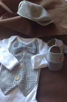 Newborn Easter Outfit 20