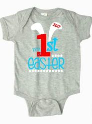 Newborn Easter Outfit 40