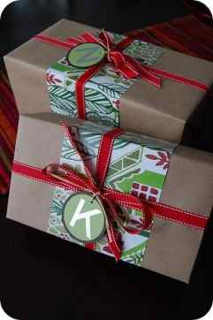 Christmas Gift Wrapping Ideas 12
