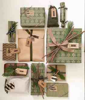 Christmas Gift Wrapping Ideas 20