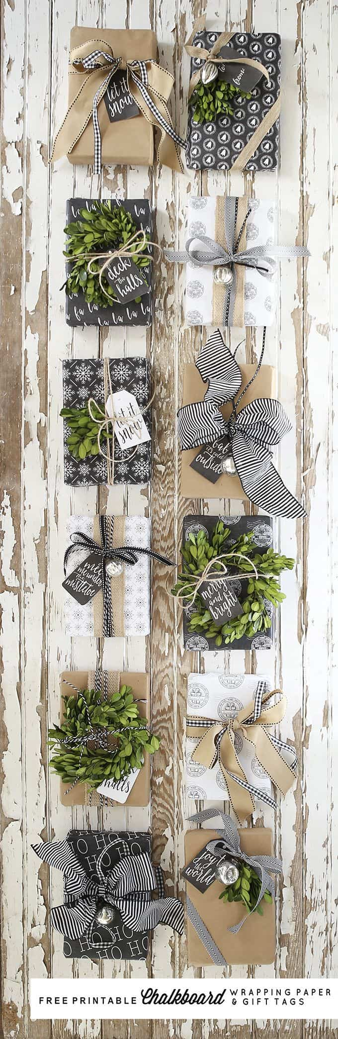 Christmas Gift Wrapping Ideas 3