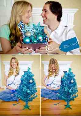 Twin Christmas Announcement 42