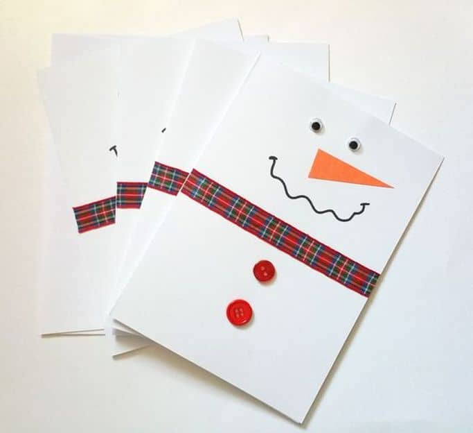 DIY Christmas Card 5 Result