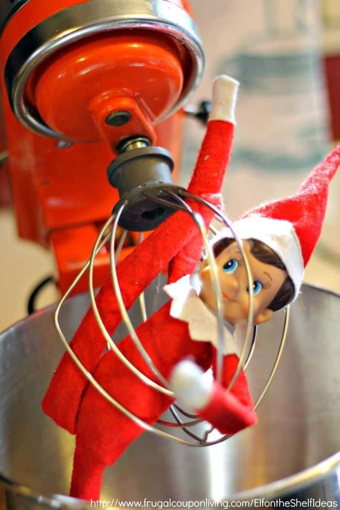 Elf On The Shelf 13 Result