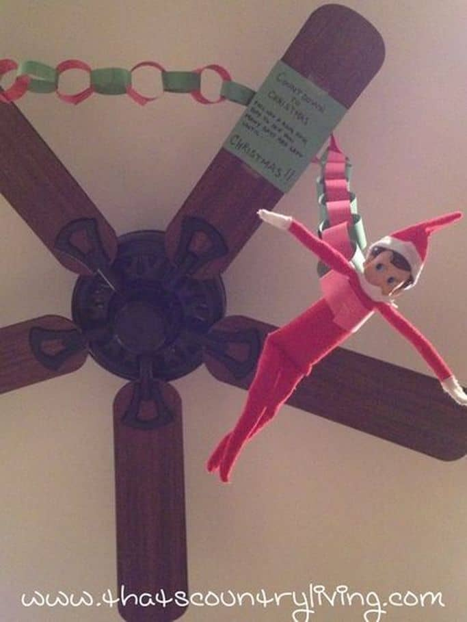 Elf On The Shelf 2 Result