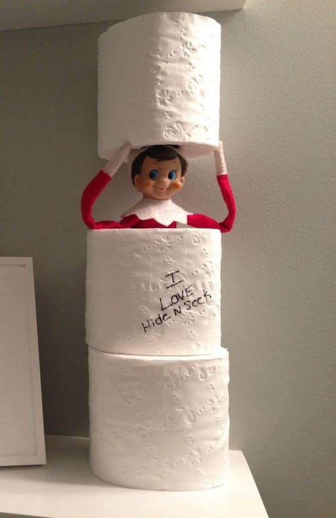 Elf On The Shelf 8 Result