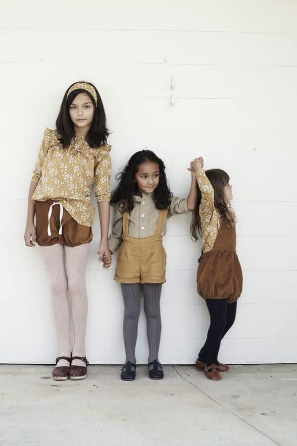 Bohemian Kids Outfit 2 Result