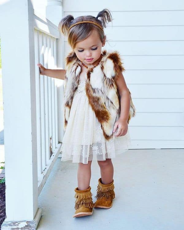 Bohemian Kids Outfit 8 Result