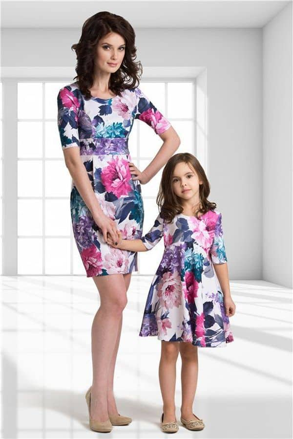 Floral Dress Kids 13 Result