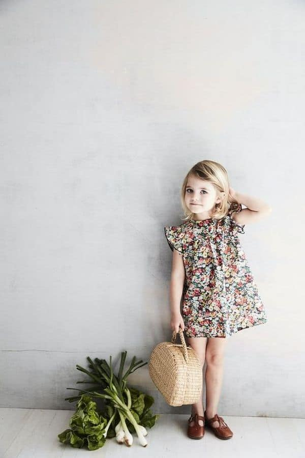 Floral Dress Kids 1 Result