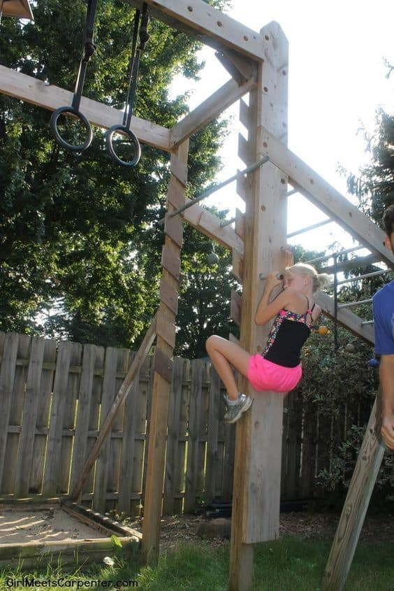 American Ninja Warrior Backyard 2 Result