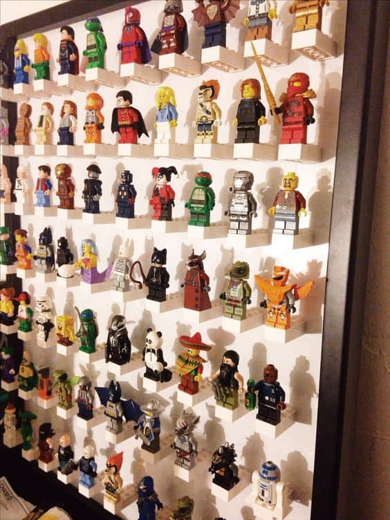 DIY Lego Minifigure Storage 11 Result