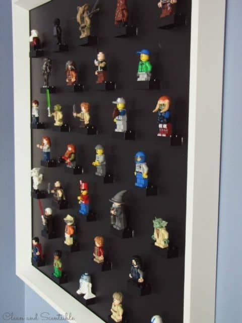 DIY Lego Minifigure Storage 2 Result