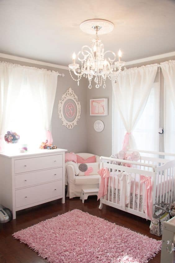 Pink Grey Nursery 1 Result