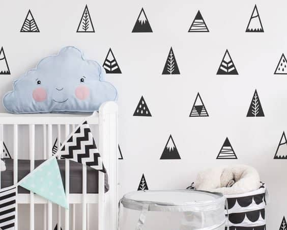 Wall Sticker Baby Nursery 15 Result