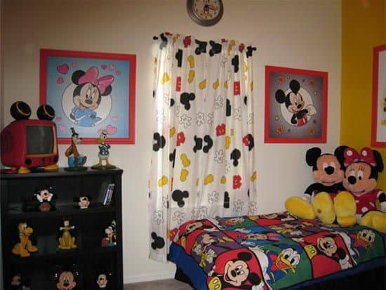 Disney Themed Bedroom Ideas Best Decoration