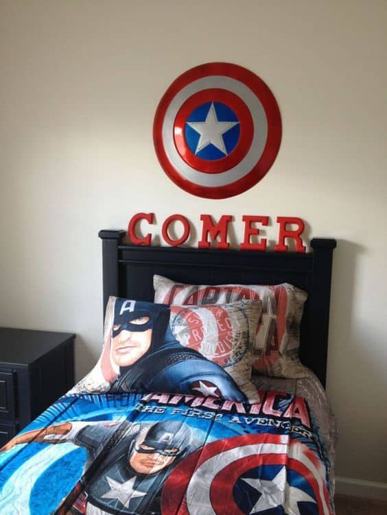 Marvel Themed Bedroom Ideas for Your Little Superhero ...