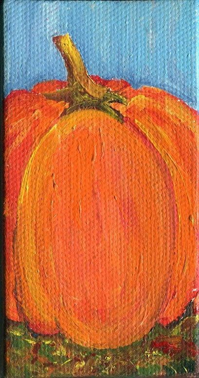 Christmas Canvas Painting 5