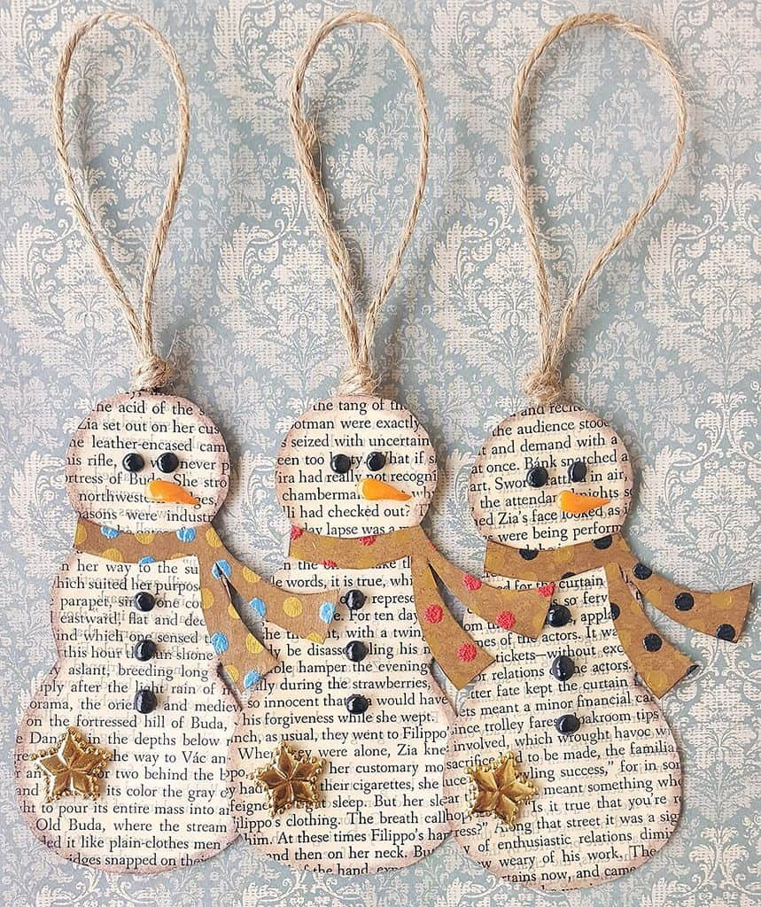Christmas Tree Crafts 2