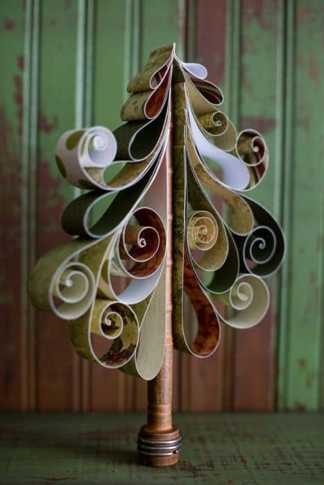 Christmas Tree Crafts 26