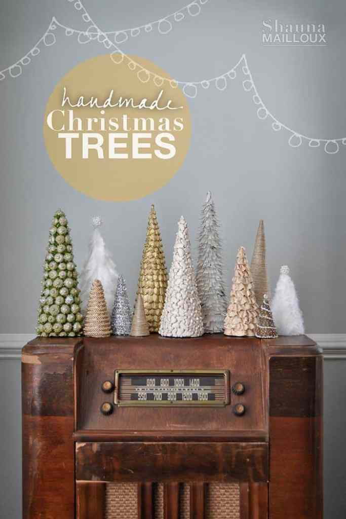 Christmas Tree Crafts 30