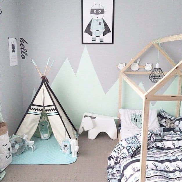 Cute Baby Rooms 23