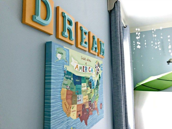 DIY Kids Bedroom Ideas And Decor 3