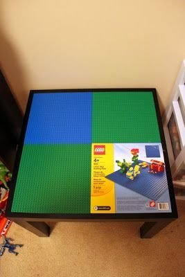 DIY Lego Tables 12