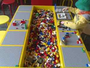 DIY Lego Tables 16