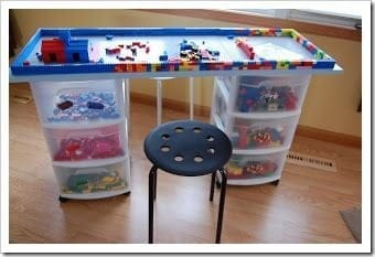 DIY Lego Tables 18