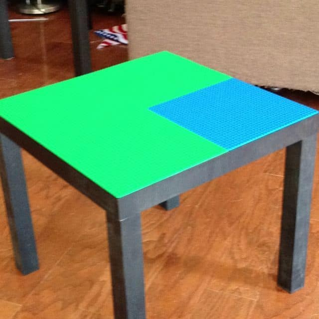 DIY Lego Tables 5