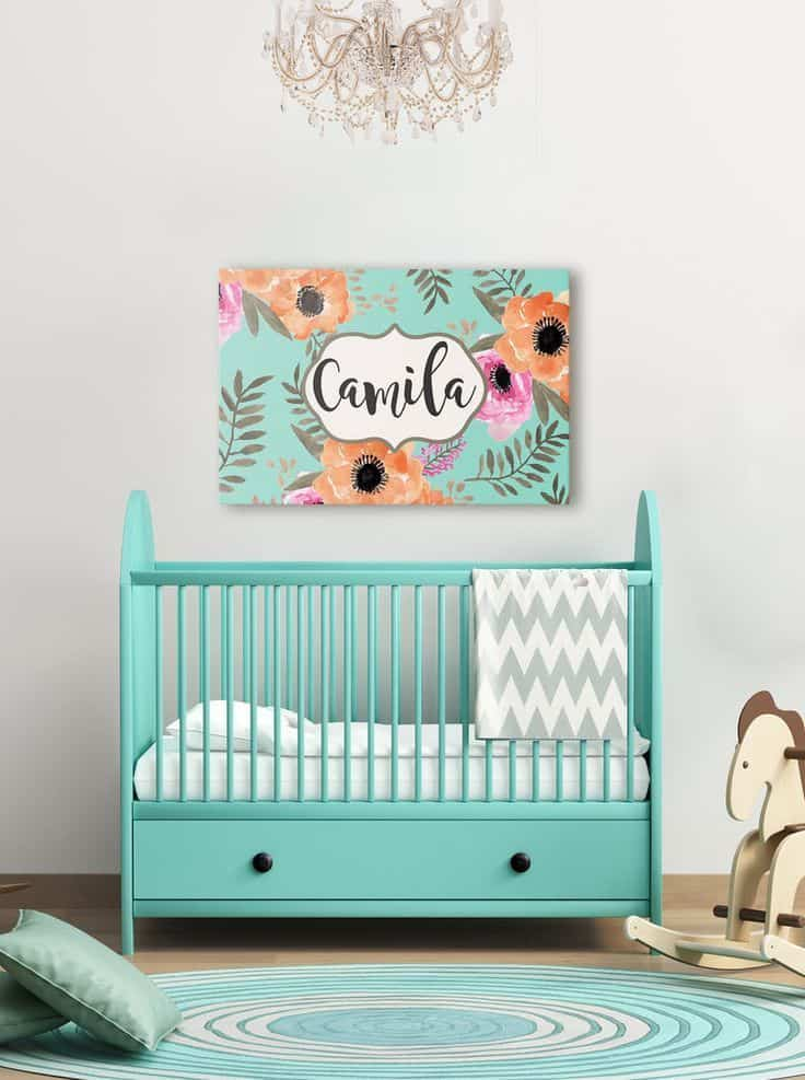 Nursery Name Signs 18