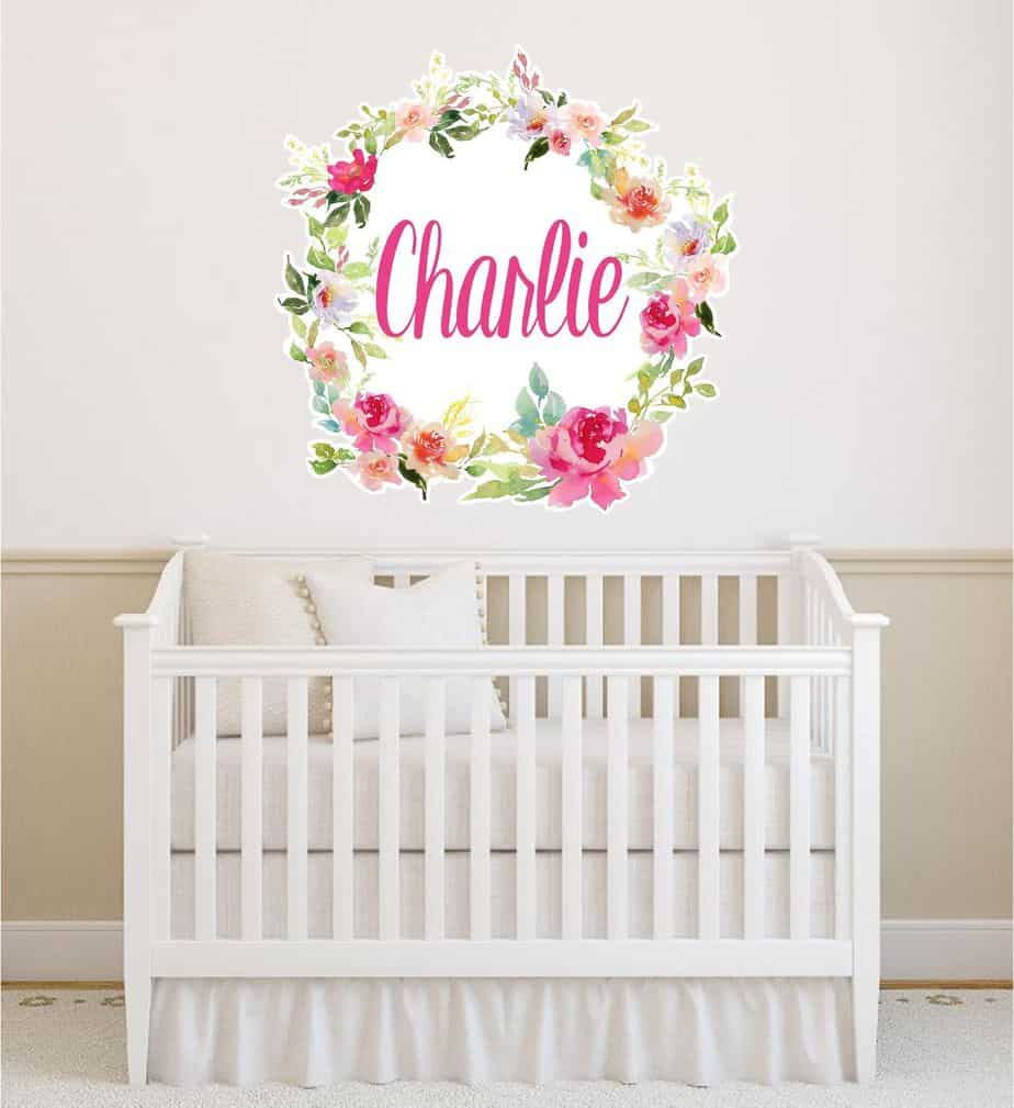 Nursery Name Signs 20