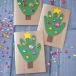 Preschool Crafts WinterChristmas 1