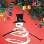 Preschool Crafts WinterChristmas 14