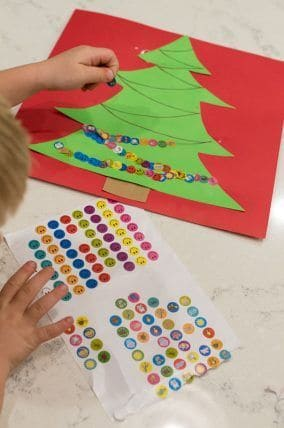 Preschool Crafts WinterChristmas 15