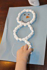 Preschool Crafts WinterChristmas 21
