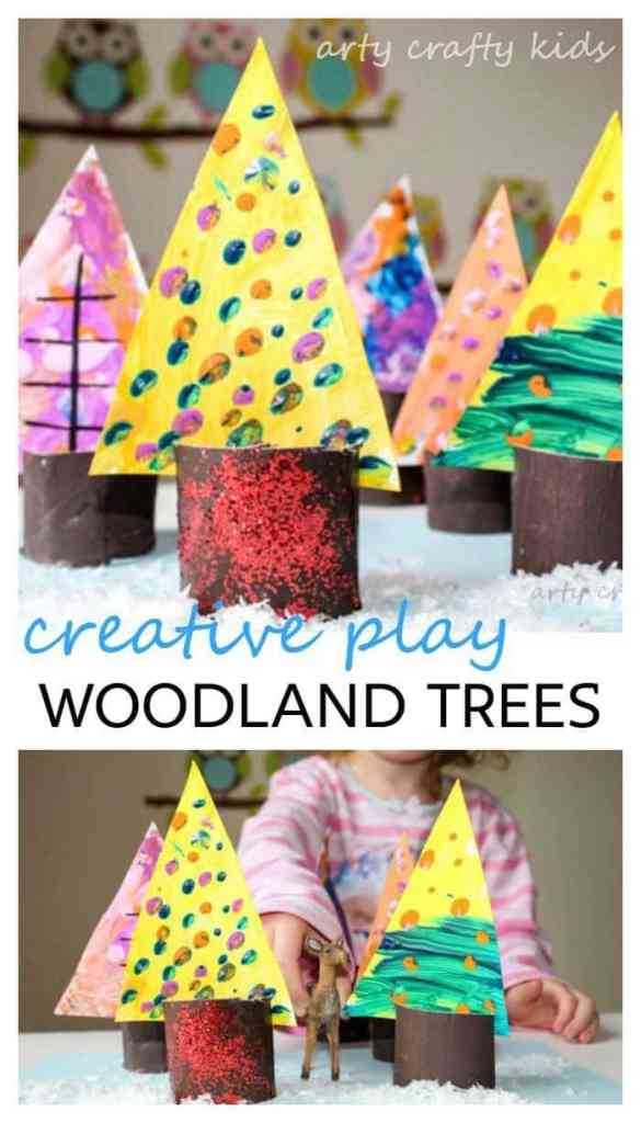 Preschool Crafts WinterChristmas 23