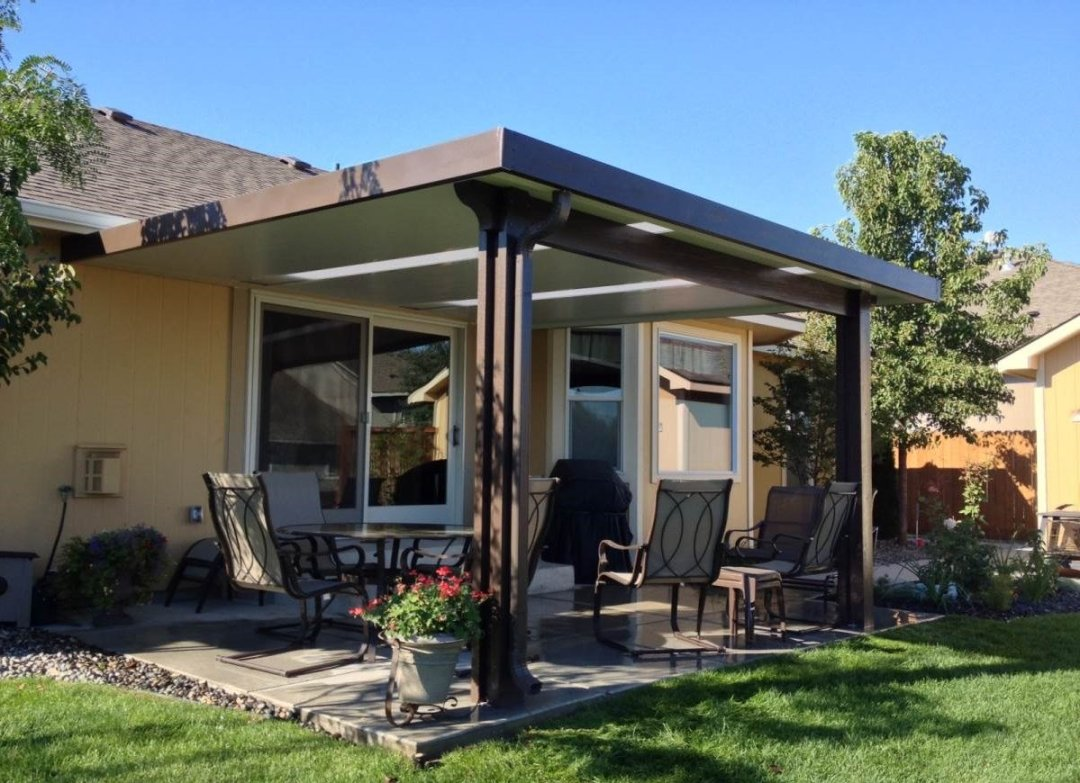 Patio Covers - Backyard By Design on Backyard Patio Cover Ideas  id=66635